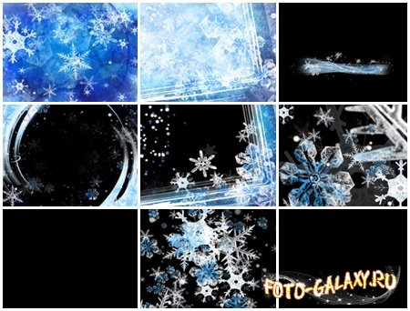 Editor's Toolkit Pro Single 107: Frosted Snowflakes