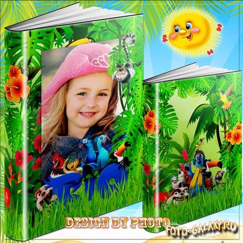 Фотокниги фотоальбомы → детская