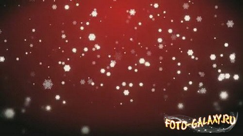 Christmas Snow - Project for After Effects