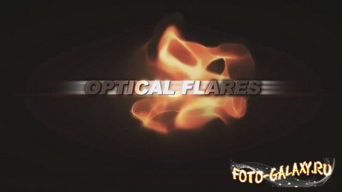 Optical Flares - Project for After Effects