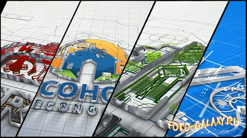 Architect and Architecture Company Logo - Videohive  Project for After Effects
