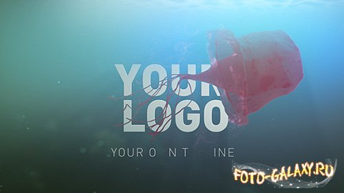 Deep Sea Jellyfish Logo Reveal - Project for After Effects (Videohive)