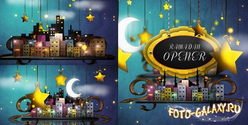 Ramadan Opener - Project for After Effects (Videohive)