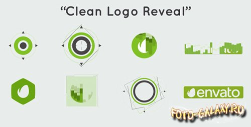 Clean Logo Reveal 9027994 - Project for After Effects (Videohive)
