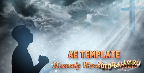 Worship Heaven - Title Opener - Project for After Effects (Videohive)