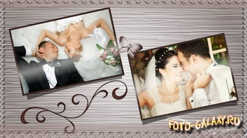Wedding photo 2 - Project for Proshow Producer