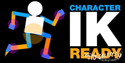 Character IK Ready - Project for After Effects (Videohive)