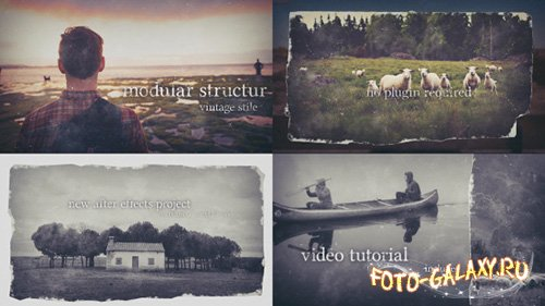 Epic Titles – Vintage Opener - Project for After Effects (Videohive)