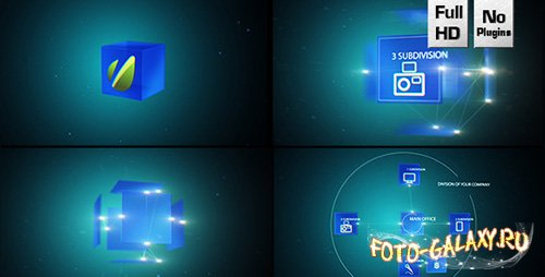 Company Scheme - Motion Graphic Presentation - Project for After Effects (Videohive)