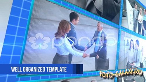 Powerful Business Presentation - After Effects Template (pond5)