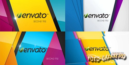 Colorful Logo Opener - Project for After Effects (Videohive)