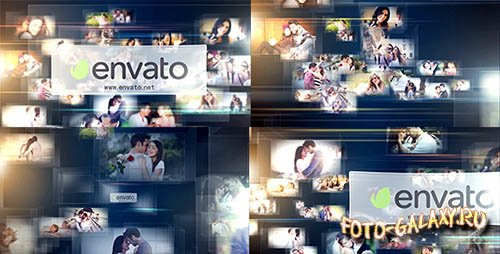 Multi Photo Logo Reveal 3 - Project for After Effects (Videohive)