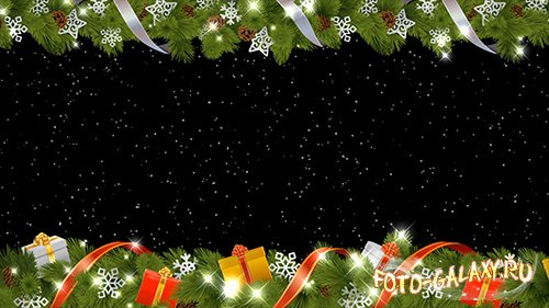 New year video background  - 4