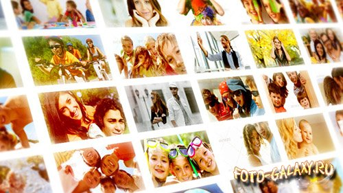 Mosaic Photo Reveal 10870804 - Project for After Effects (Videohive)