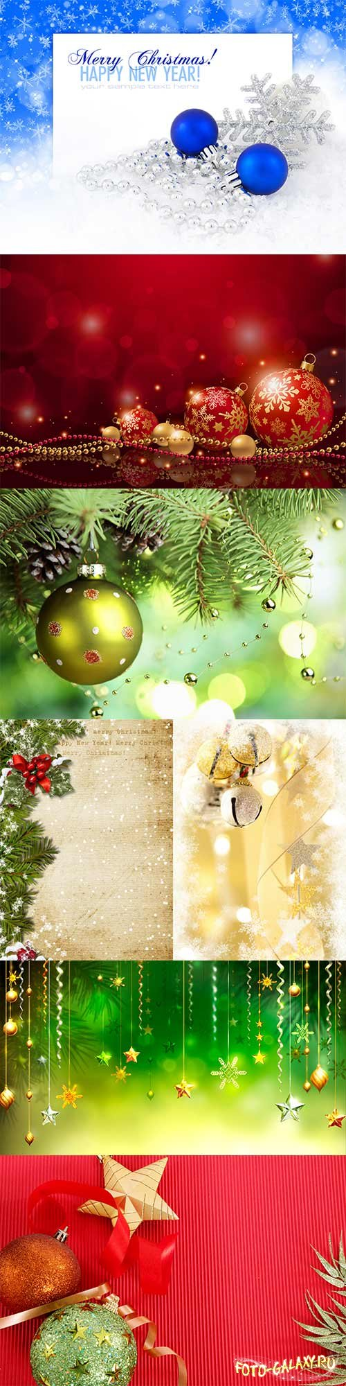 Christmas bitmap backgrounds 6
