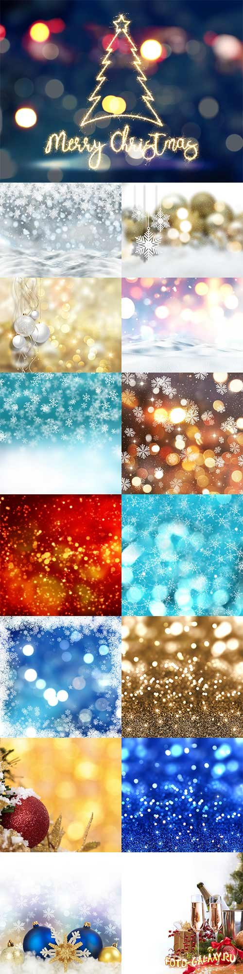 Christmas bitmap backgrounds 7