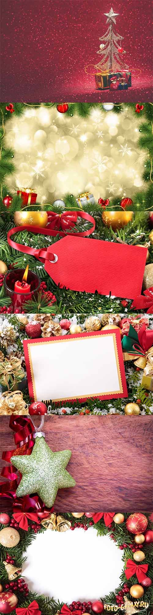 Christmas bitmap backgrounds 8
