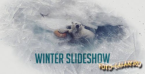 Winter Project Slideshow - Project for After Effects (Videohive)
