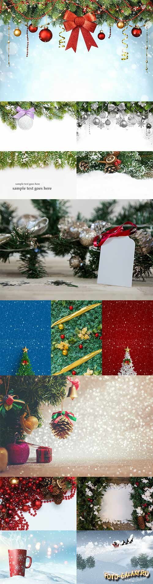 Christmas bitmap backgrounds 9