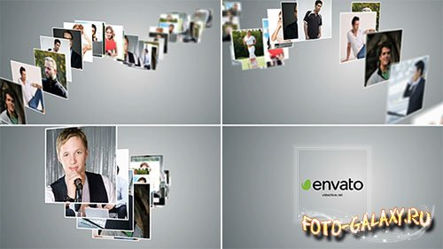 Multi Photo Logo Reveal 17117457 - Project for After Effects (Videohive)