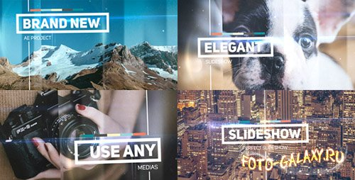 The Slideshow 17944703 - Project for After Effects (Videohive)
