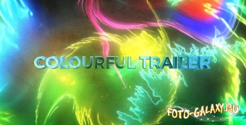 Colourful Trailer - Project for After Effects (Videohive)