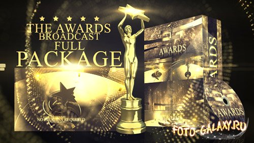 The Awards - Project for After Effects (Videohive)
