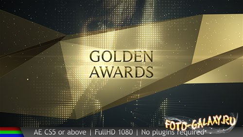 Awards Golden Show - Project for After Effects (Videohive)