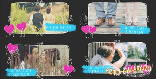 Valentine Love Slideshow - Project for After Effects (Videohive)
