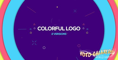 Colorful Logo 19310908 - Project for After Effects (Videohive)