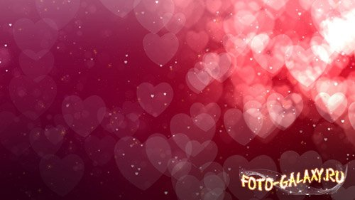 Heart Particles 01 - Motion Graphics (Videohive)
