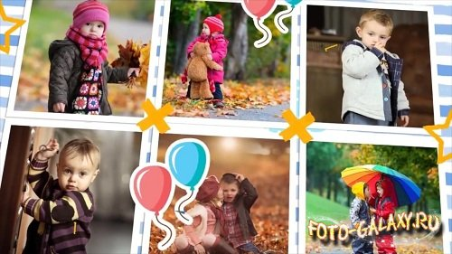 Kids Birthday - After Effects Templates