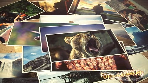 Travel Memories - After Effects Templates