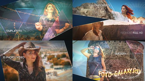 Mosaic Slideshow 17986218 - Project for After Effects (Videohive)