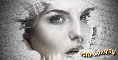 Slideshow Ink on Paper - Project for After Effects (Videohive)