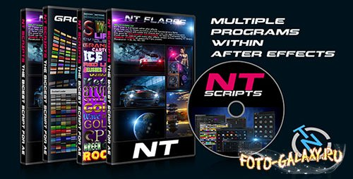 NT Scripts - After Effects Scripts (Videohive)