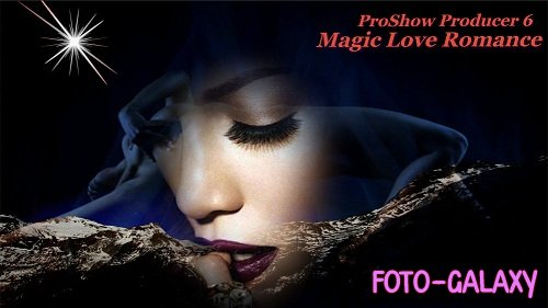 Magic Love Romance - Project ProShow Producer