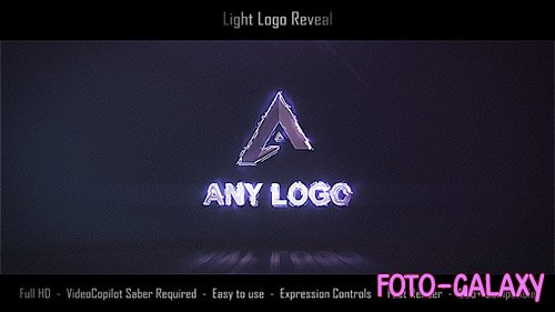 Light Logo Reveal 19553064 - Project for After Effects (Videohive)