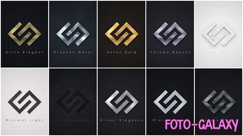 Elegant Logo Reveals Pack 2 - Project for After Effects (Videohive)