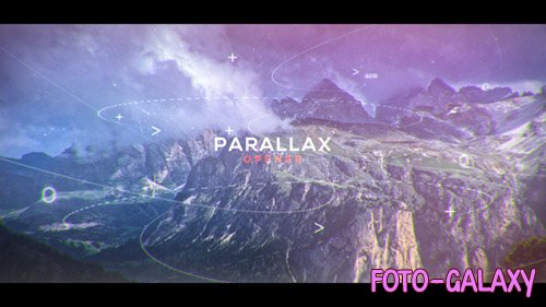 Modern Inspirational Parallax Opener | Slideshow - Project for After Effects (Videohive)