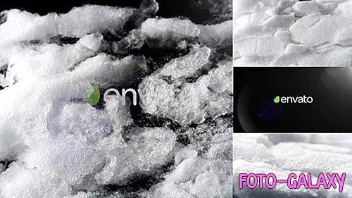 Logo Snowbreak - Project for After Effects (Videohive)