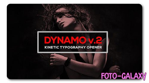 Dynamic Typography Opener v2 - Project for After Effects (Videohive)