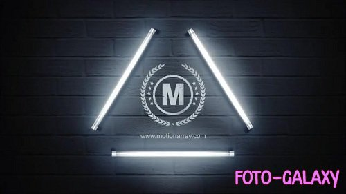 Logo Lamp - After Effects Templates