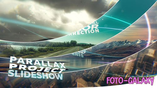 Parallax Slideshow 19533578 - Project for After Effects (Videohive)