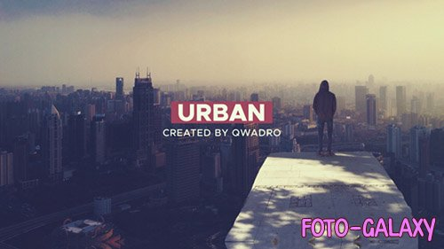 Dynamic Urban Intro - Project for After Effects (Videohive)