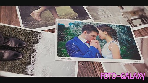 Wedding Moments - After Effects Templates