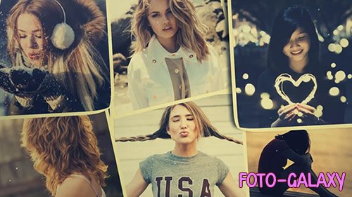 Photo Gallery - After Effects Templates