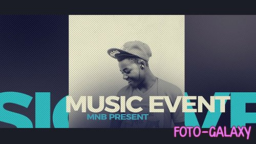 Music Event After 31605 - Effects Templates