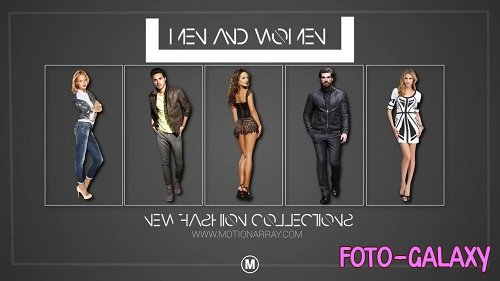 Fashion Collection 32097 - After Effects Templates