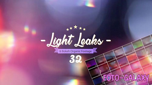 Light Leaks Pack - Motion Graphics (Videohive)